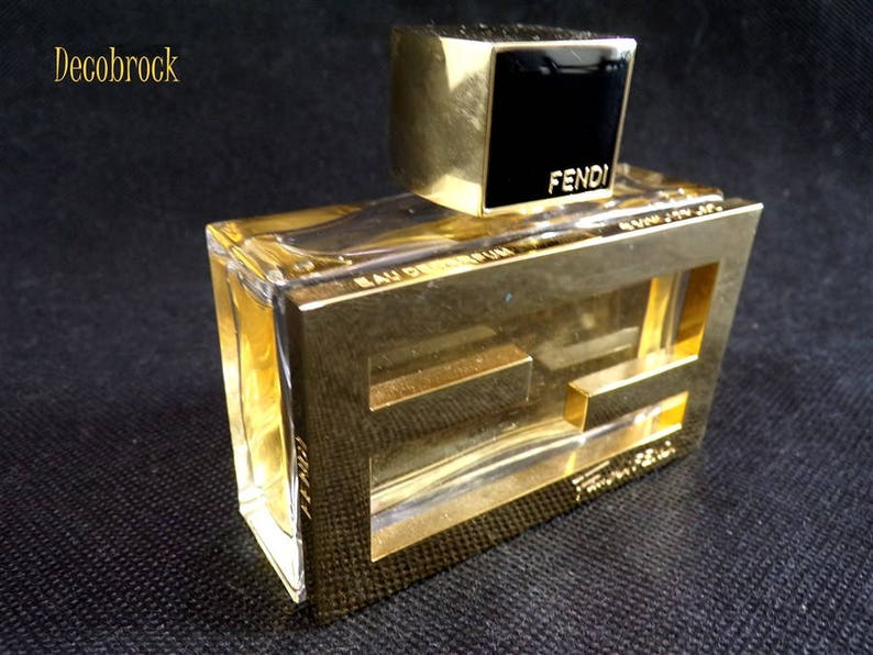 Flacon De Parfum Factice Fan Di Fendi Paris Parfum De Etsy