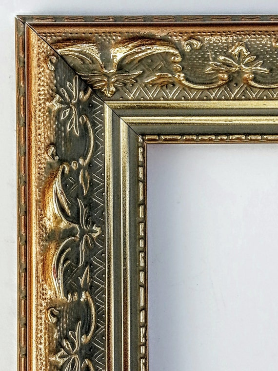 Ornate Gold Picture Frame Molding In Length Stick Chop Chop Join Gold Wood Picture Frame Molding Real Wood Molding For Making Frames