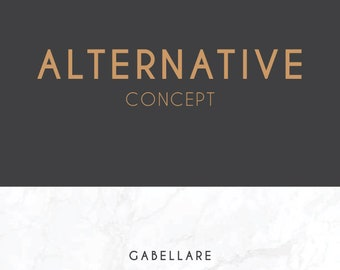 Alternative Concept Add On  Additional file   Project Concept Variation