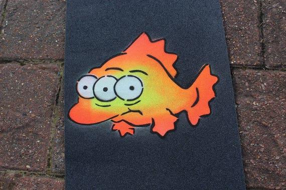 Simpsons poisson grip