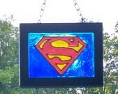 Classic Superhero 3 Panel...