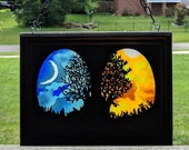 Day and Night suncatcher~...
