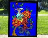 Sunny Phoenix~suncatcher,...