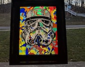 Abstract Stormtrooper~sun...