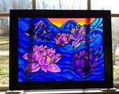 Luscious Purple Lotus~ Pu...