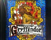 GRYFFINDOR HOUSE CREST~Ha...