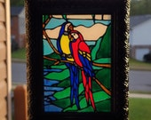 TROPICAL BIRDS SUNCATCHER...
