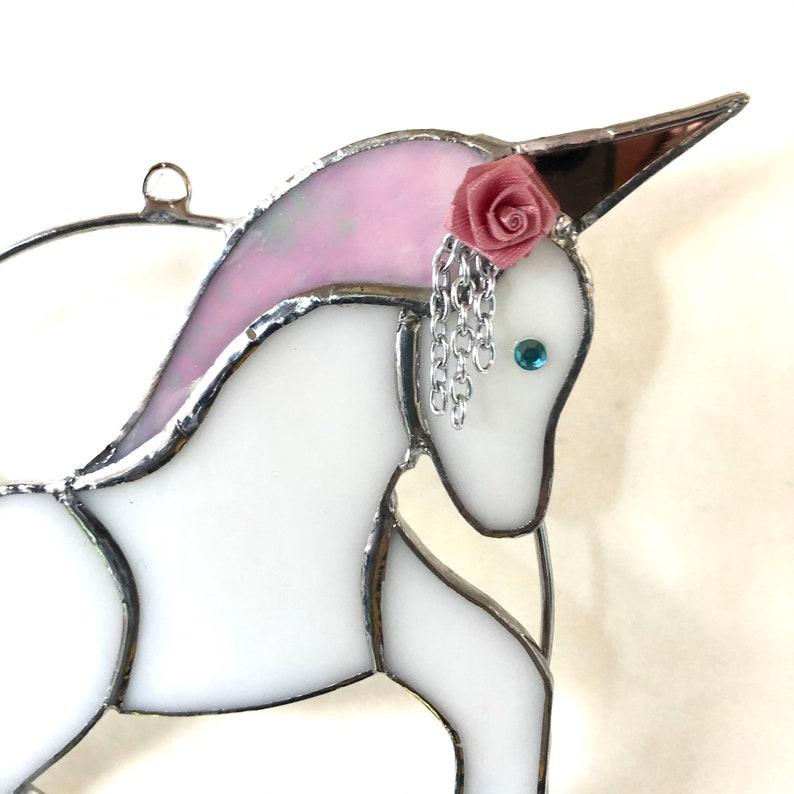 Tiny Unicorn D\u00e9cor