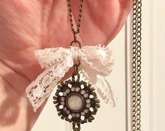 Dainty Secret Necklace