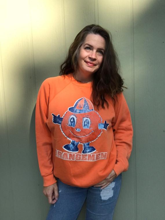 Vintage Syracuse Orangemen Sweatshirt size L