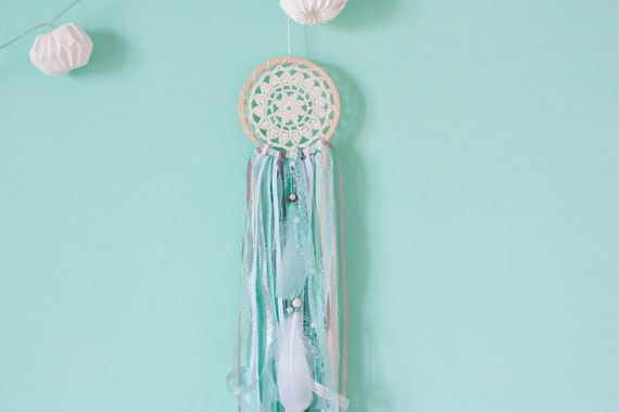Diy Dreamcatcher Kit Diy Craft Kits Do It Yourself Doily Dream Catcher Diy Party Activity Bridal Shower Favosr Fabric Art Kit Christmas Gift