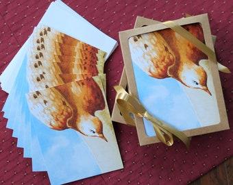 Holy Spirit art cards