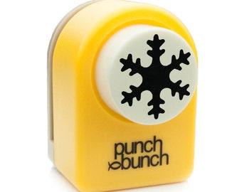 Vail Snowflake Punch - Medium