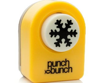 Vail Snowflake Punch - Small