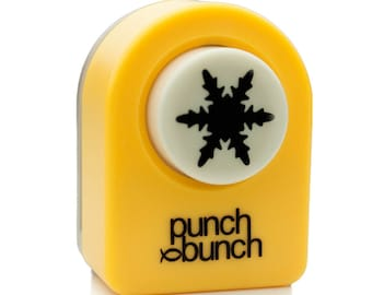 Alta Snowflake Punch - Small