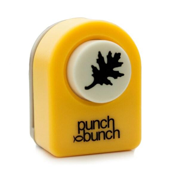 Oak Leaf Mini Punch 8//oak