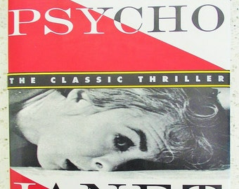 Psycho: Behind The Scenes of The Classic Thriller, Signed by Janet Leigh, First Edition