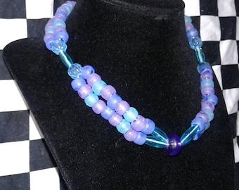 Violet Dreams Necklace