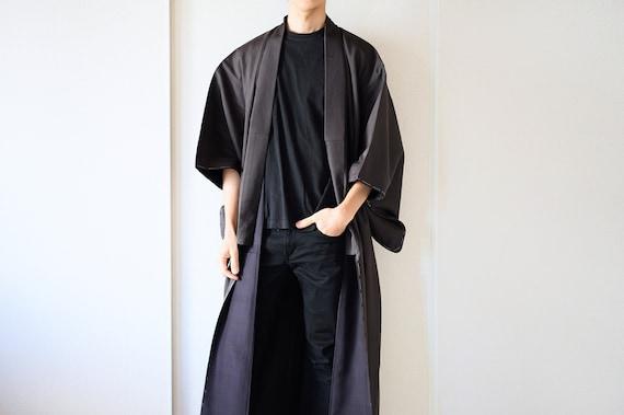 Vintage kimono, Mens Kimono, Japanese Kimono /4523