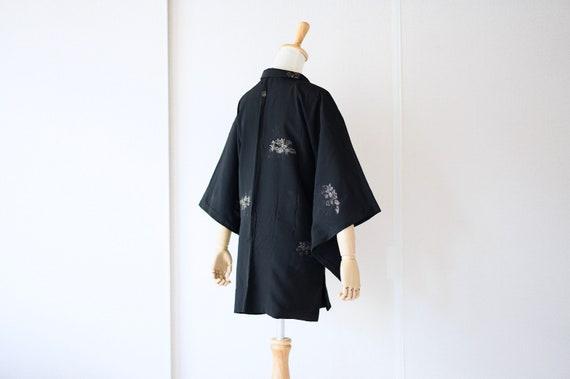 Vintage kimono jacket, Haori, Japanese Kimono /457
