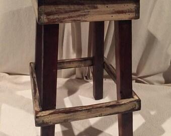 Handcrafted Bar Stool