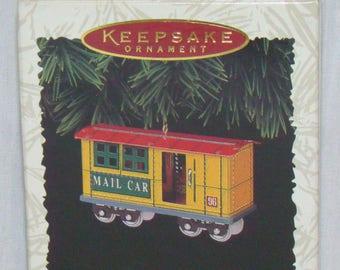 Hallmark Keepsake Ornament Yuletide Central Collector's Series 1996
