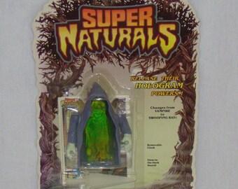 Super Naturals Ghostling Vamp-Pa Carded Action Figure - 100% Complete - Vintage 1987 Tonka  Lot 2