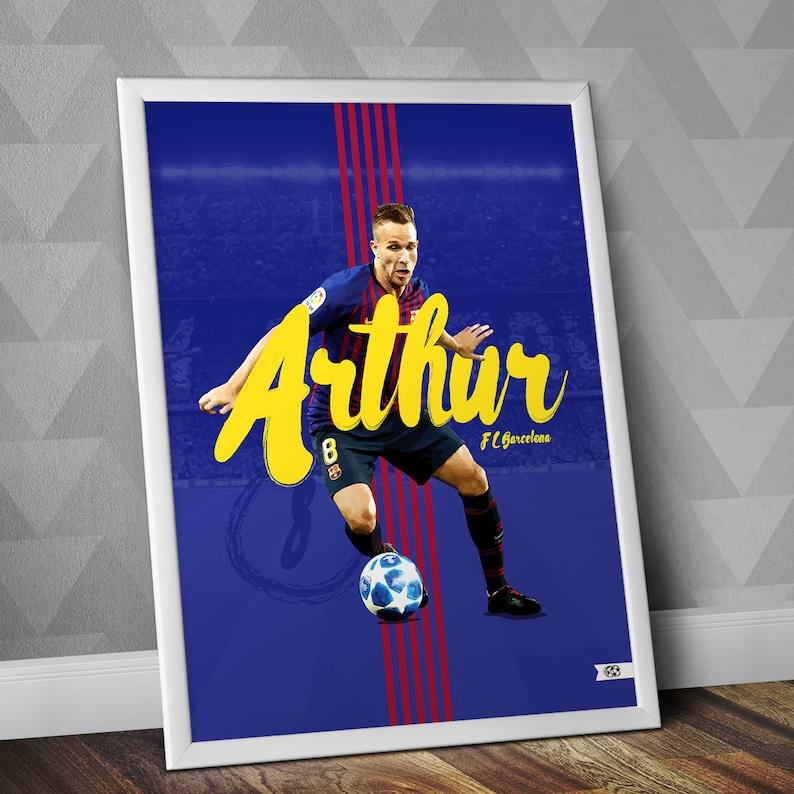 4bdda7f06 Arthur Melo   FC Barcelona   FCB   Brazil   Spain   Xavi