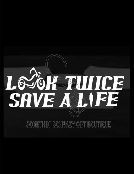 In Memory Of My Uncle window decal motorcycle sticker multiple sizes