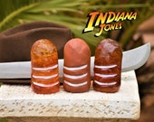 Indiana Jones and the Temple of Doom, the SANKARA STONE AMBER replica prop