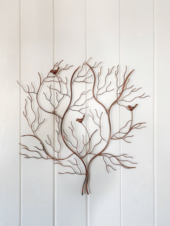 Metal Wall Art Metal Wall Decor Metal Tree Wall Art Tree Decor Tree Wall Decor Tree Home Decor Rustic Wall Art Rustic Wall Decor Art