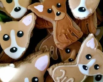 Chihuahua cookies (12)