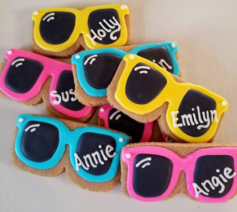 Sunglasses cookies 12 image 0