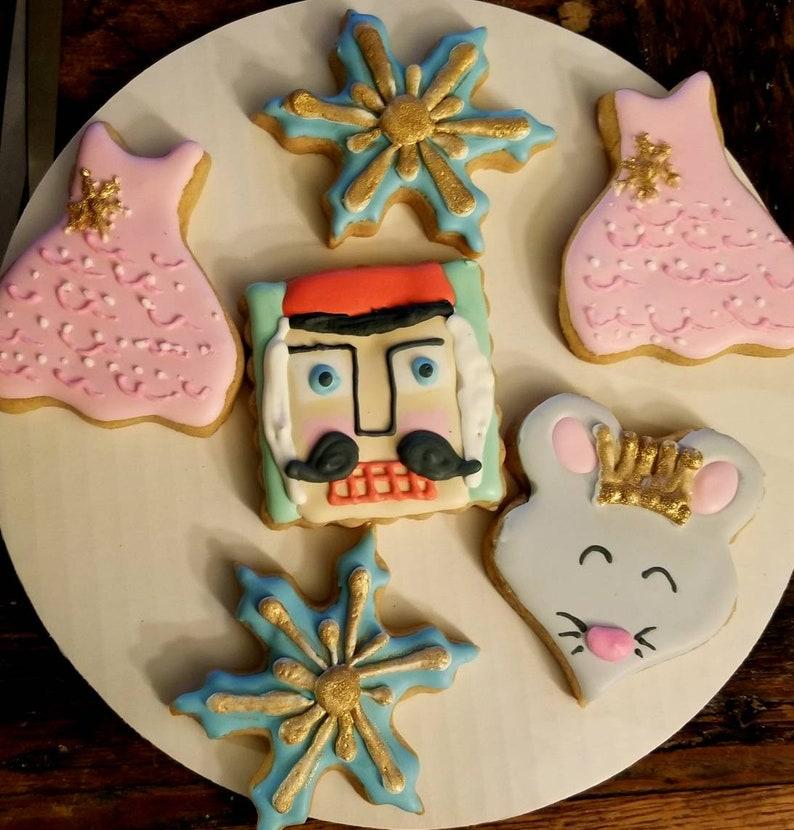 Nutcracker Ballet Cookies 12