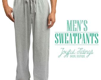Personalized Men s Sweatpants 3aafdc6ea