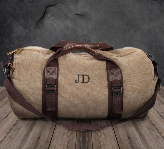 Personalized Duffel Bag Birthday Day Gift For Him Mens  69c394da9f8be