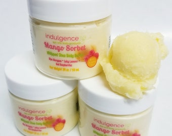 2 fl oz Travel Size Indulgence Body Butter All Scents Available Here