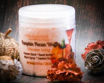 PUMPKINPALOOZA Pumpkin Scented Whipped Soap Shower Icing