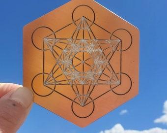 Sacred Copper Plates