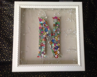 Customise your age or a number in lights! - made to order