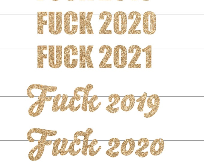 2020 sucks virus Party Decorations Banner, Fuck 2020 pandemic, Funny Anti Virus Backdrop, zoom party decor