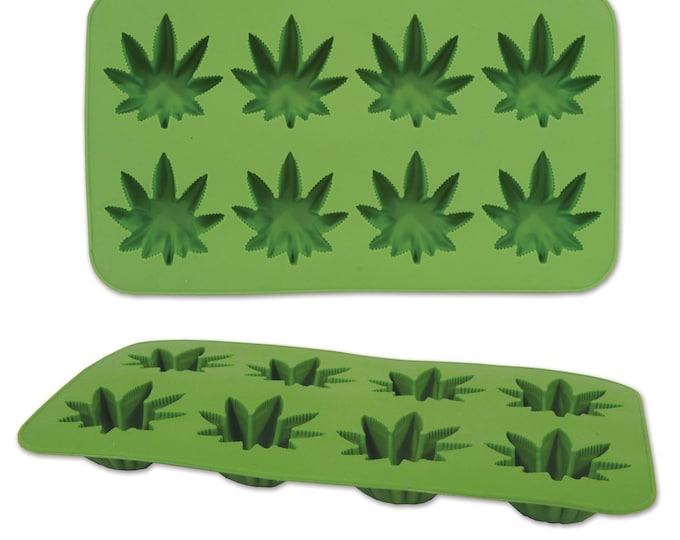 Pot Leaf Mold, Marijuana Mold, Pot Ice Tray Mold, Pot Leaf chocolate, Cannabis Mold, Silicone Hemp Mold, 420 Mold, Mary Jane, ganja lollipop