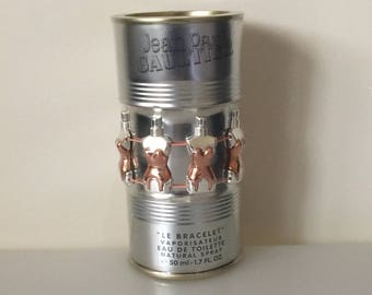 Jean Paul Gaultier sealed THE BRACELET Classique 50ml/ 1,7oz  EDT bottle