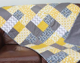 handmade contemporary quilt