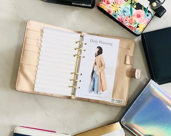 Daily Journal with Binder