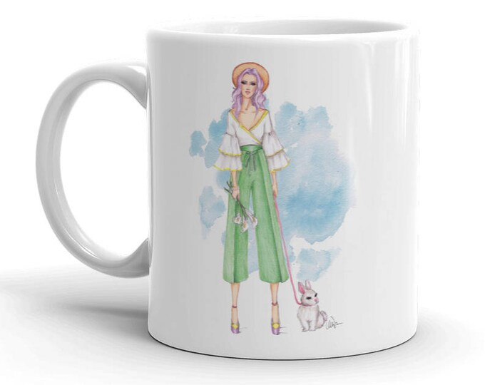 Spring into cuteness Mug