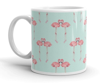 Love flamingo Mug