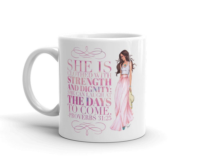 Proverb Mug