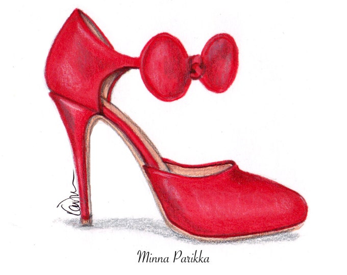 Minna Parikka pumps