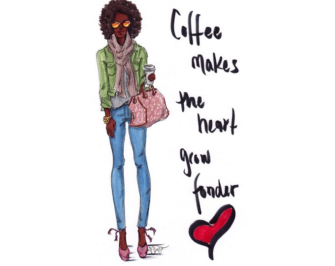 Coffee Heart Digital